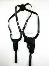 Shoulder Gun Holster military leather gun holster for army protection