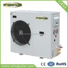refrigeration condensing unit for display cabinet