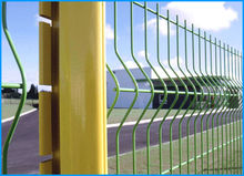 Security Fencing With CE Certificate
