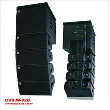 profesional dj speaker system+ active subwoofer + powered subwoofer