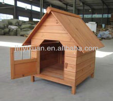 Eco-friendly Wood Dog House / Puppy Dog Kennel / Wooden Pet Cage