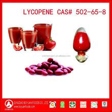 Lycopersicum Extract 100% natural Lycopene 5% , 6% , 10%
