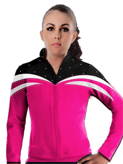 Gymnastic Jackets Gymnastic Warm Up Suits Sports Jackets