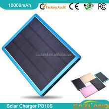 9V External Solar Portable Power Pack For Ipad 2/Blackberry/Smartphone