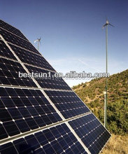2000w Long warranty high watt power solar panel