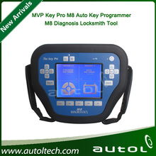 2015 Most Powerful 100% High Quality MVP Pro M8 Key Programmer With Tokens Free Shipping by DHL