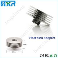 Best quality RBA/RDA 510 thread stainless steel Heat Sink Adaptor