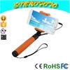 Extendable handheld camera waterproof wireless mono pod
