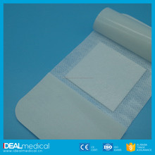 Disposable drainage dressing pad wound dressing for joint for wound healing