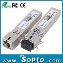 Cisco compatible Module 1.25G SC BIDI SFP 20km