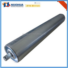heavy steel rollers with precision bearing