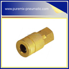 USA Truflate type Air quick coupler female brass