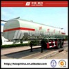 Chemical Liquid Oil Tanker Trailer (Rear two axle)