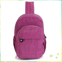Colorful School Trolley Bag Small Fashion Travel Backpack