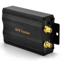 Tracker TK103A GPS Car & Truck Tracking Device Vehicle Alarm System Ultrasonic Fuel Sensors + Remote Engine Stop
