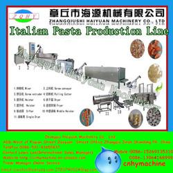 Haiyuan 80-120kg/h Commercial Pasta Machine / Pasta Making Machine / Pasta Production Line