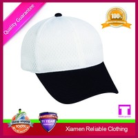 Fashionable Jersey mesh 100% polyester design your own printing snapback hat