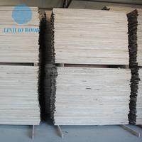 Factory Supply Edge Glued paulownia solid wood panels