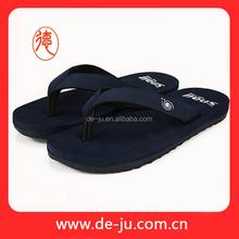 Wholesale personalized blue wedge flip flop wholesale