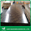 finger joint laminated board /shipped to Vietnam market wooden formwork for constrctiion / Combi core / 25mm brown film