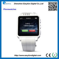 Factory price cell phone Waterproof Android Watch Phone