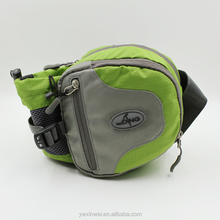 The new outdoors close fitting leisure waist pack with water bottle holder for treavel and sport