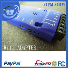 PLC And HMI wirless Network Termination rs485 to wifi wifi to rs485 rs422 converter