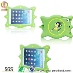 For ipad mini smart case, new design customized cute silicone case for ipad mini, new case for apple mini ipad tablet