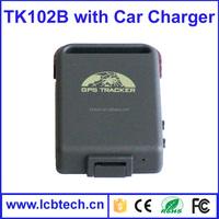 Safety protection car gps tracker gps tracker 102b bike gps tracker tk102b with low price