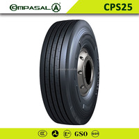 Hot! COMPASAL truck tyres 11R24.5 truck and bus tyre radial truck tyre with Aeolus quality