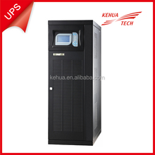 50KVA low frequency UPS with transformer based 3/1 phase