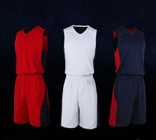 2015 new sleeveless basketball uniform/basketball wear