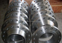 OEM services huge flange Stainless Steel flange with neck ANSI AMSE ASTM AISI 304/316 316L