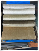 2015 new products 100% polyester soft crushed velvet fabric for upholstery fabric /sofa fabric