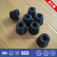 Furniture Stoppers Rubber with Hole