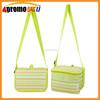 Single shoulder custom wholesale bottle cooler bag