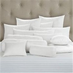 microfiber fabric down pillow and anti-microbial down pillow