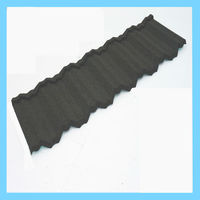 new wave color coated aluminium stone coated roofing prices
