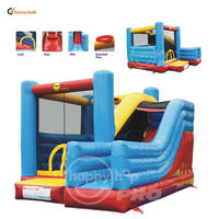 Slide Bouncer-1021 Super Bouncer n' Slide