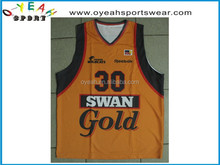 logo with heat transfer printed basketball jersey design 2015