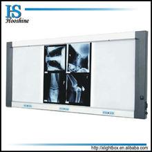 Adjustable luminosity led x ray film viewer/negatoscope