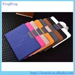 2015 pu leather flip case cover for samsung galaxy tab 3 10.1 p5200
