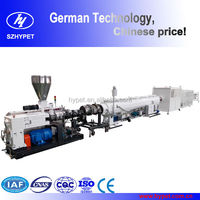 20-110mm high output and new technology PVC pipe extrusion line