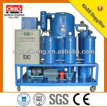 DYJ Good waste Oil Recycling Machine disposal of engine oil fluoride filter water treatment equipment companies