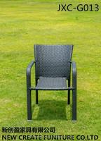 Outdoor chair wicker furniture rattan chair