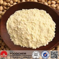 Food Grade Defatted Soy Flour