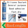 curar acético uno de los componentes de alto rendimiento adhesivo elastomérico