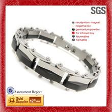 Slimmer cross shape silicon bands bracelets glow