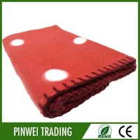 alibaba top sales baby wool blanket knit fabric manufacturers china