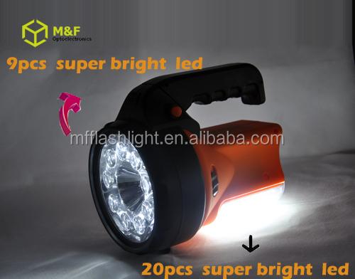 Light Long Range Spotlight
